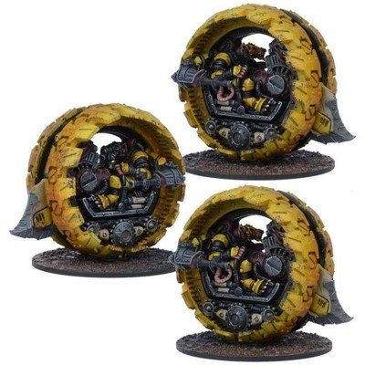 Tunnel Runner Formation Miniatures Box Set
