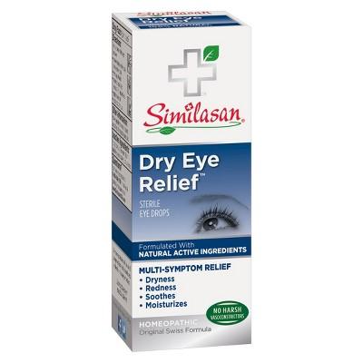 Similasan Dry Eye Relief Eye Drops - 0.33oz