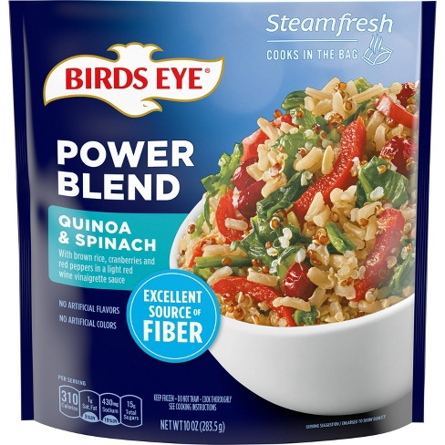 Birds Eye Frozen Quinoa & Spinach Superfood Blends - 10oz - image 1 of 3