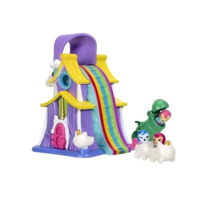 Nanables Medium House - Unicorn Carnival