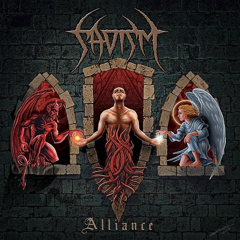 Sadism - Alliance (Vinyl) - image 1 of 1