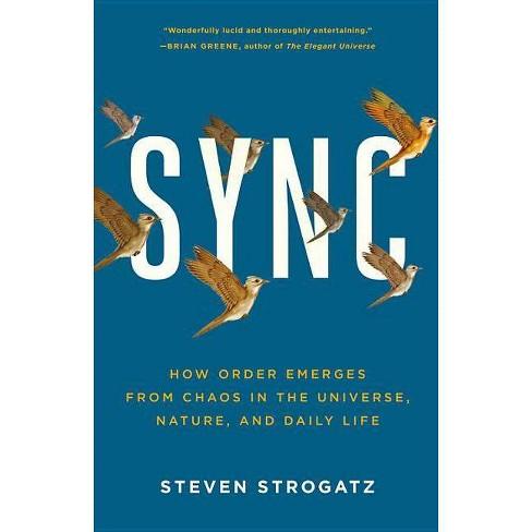 Sync - by  Steven Strogatz (Paperback) - image 1 of 1