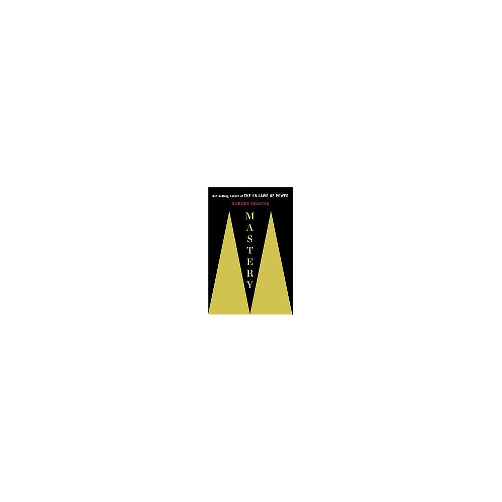 Mastery (Hardcover) (Robert Greene)