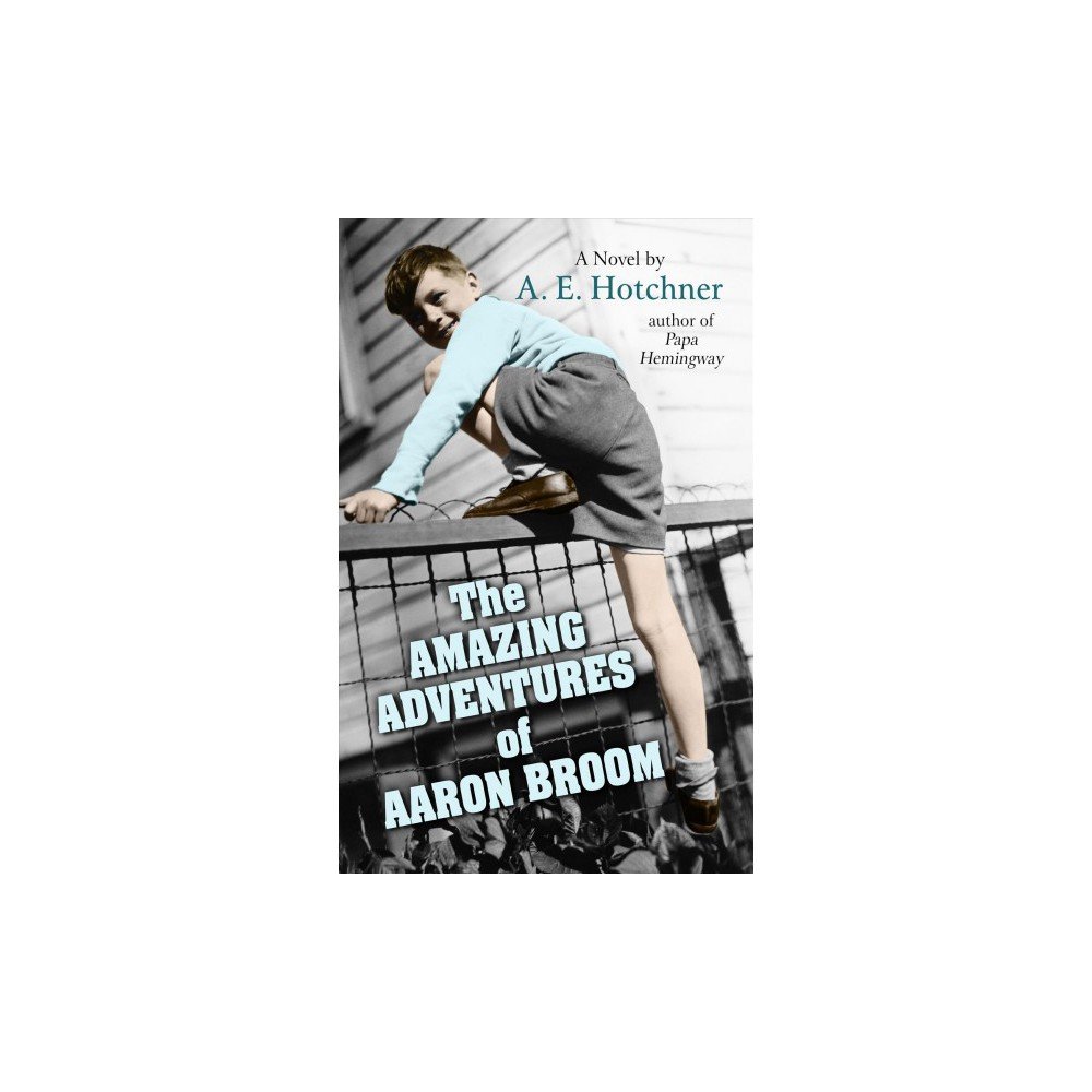Amazing Adventures of Aaron Broom - Lrg by A. E. Hotchner (Hardcover)