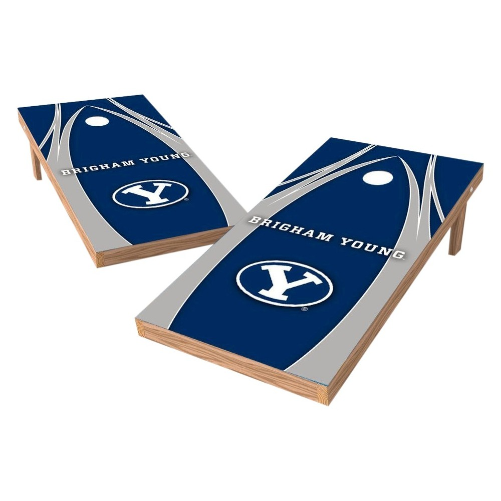 Bean Bag Toss Wild Sports, Brigham Young Cougars
