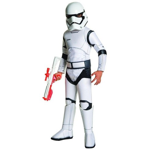 Rubie's Star Wars The Force Awakens Stormtrooper Super Deluxe Child Costume - image 1 of 1
