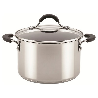 Circulon Innovatum 4qt Stainless Steel Nonstick Sauce Pot