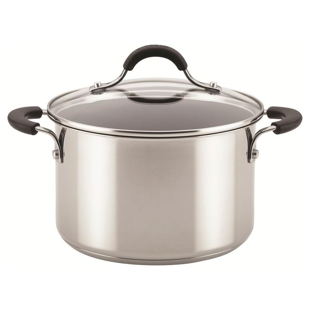 Circulon Innovatum 4qt Stainless Steel (Silver) Nonstick Sauce Pot