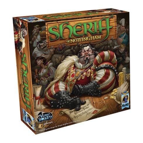 Sheriff of Nottingham Board Game - image 1 of 4