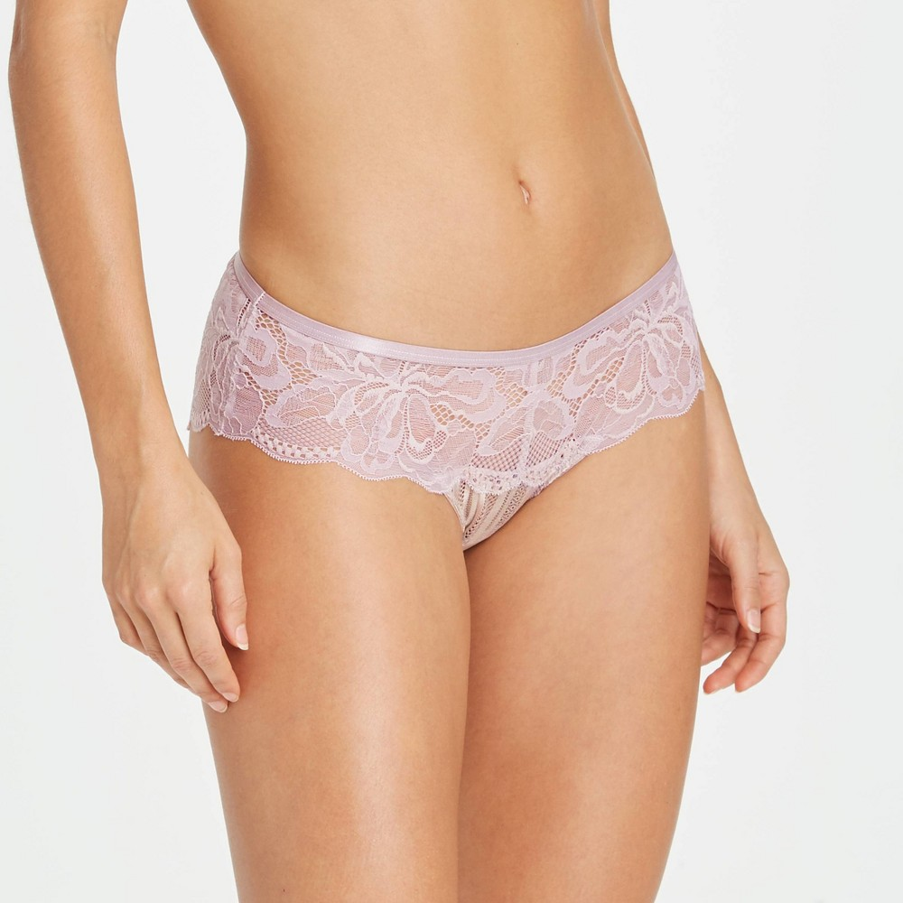 Women 39 S Lace Cheeky Underwear Auden 8482 Light Taupe S