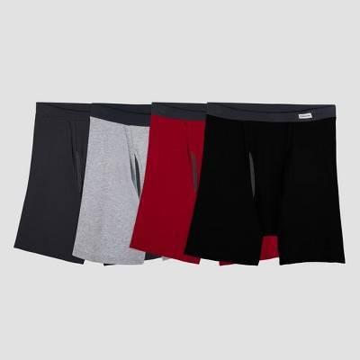 Black/Gray/Red