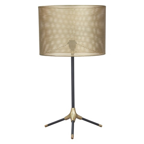 Mance Metal Table Lamp Gray  - Signature Design by Ashley - image 1 of 2