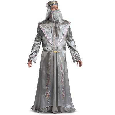 Harry Potter Dumbledore Deluxe Adult Costume