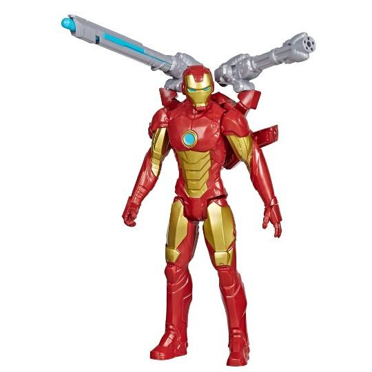 Marvel Avengers Titan Hero Series Blast Gear Iron Man image number null
