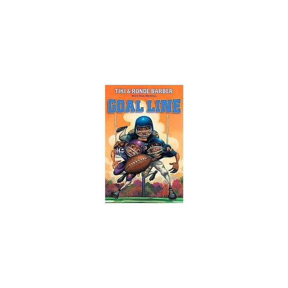 Goal Line (Hardcover) by Tiki Barber