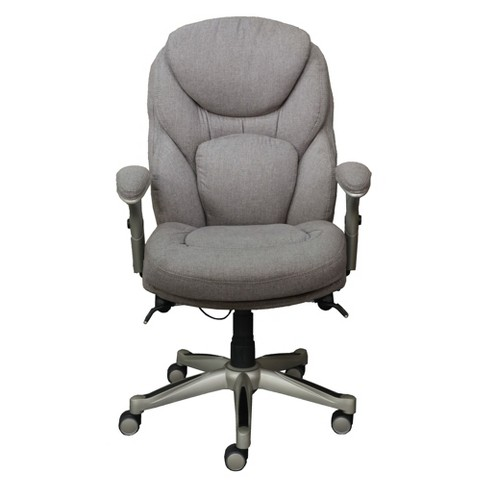 Works Executive Office Chair With Back In Motion Technology Serta