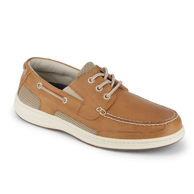 Dockers Mens Beacon Leather Casual Classic Boat Shoe with Stain Defender
