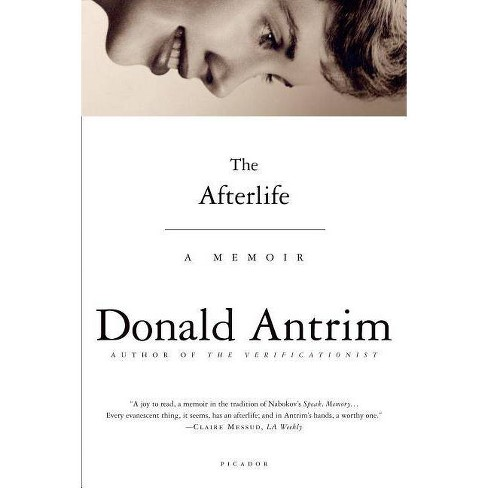 The Afterlife - by  Donald Antrim (Paperback) - image 1 of 1