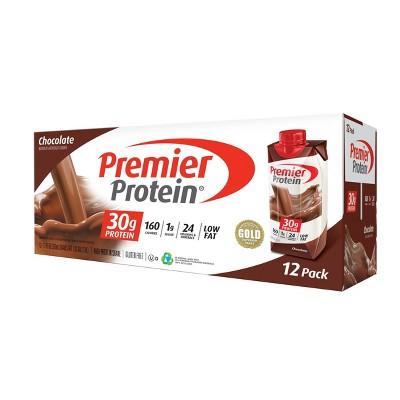 Premier Protein Shake - Chocolate - 12pk/11oz