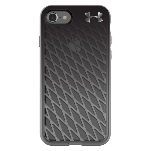 the latest bed08 f7706 Under Armour iPhone 8/7 Case UA Inner Strength - Translucent Graphite/Smoke  Ombre/Gunmetal