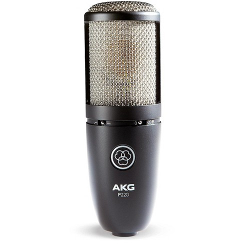AKG P220 Project Studio Condenser Microphone - image 1 of 6
