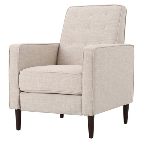 Brilliant Mervynn Mid Century Recliner Christopher Knight Home Inzonedesignstudio Interior Chair Design Inzonedesignstudiocom
