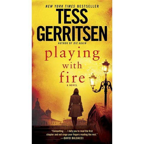 Playing with Fire - by  Tess Gerritsen (Paperback) - image 1 of 1
