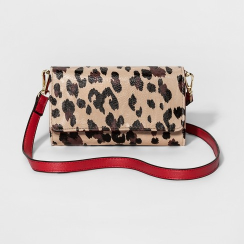 3672fc1cc89 Women s Wallet With Removable Crossbody Strap - Mossimo Supply Co ...