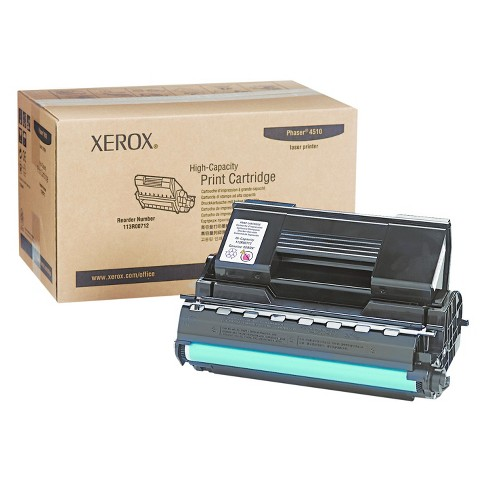 Xerox® 113R00712 High-Yield Toner, 19000 Page-Yield - Black (XER113R00712) - image 1 of 1