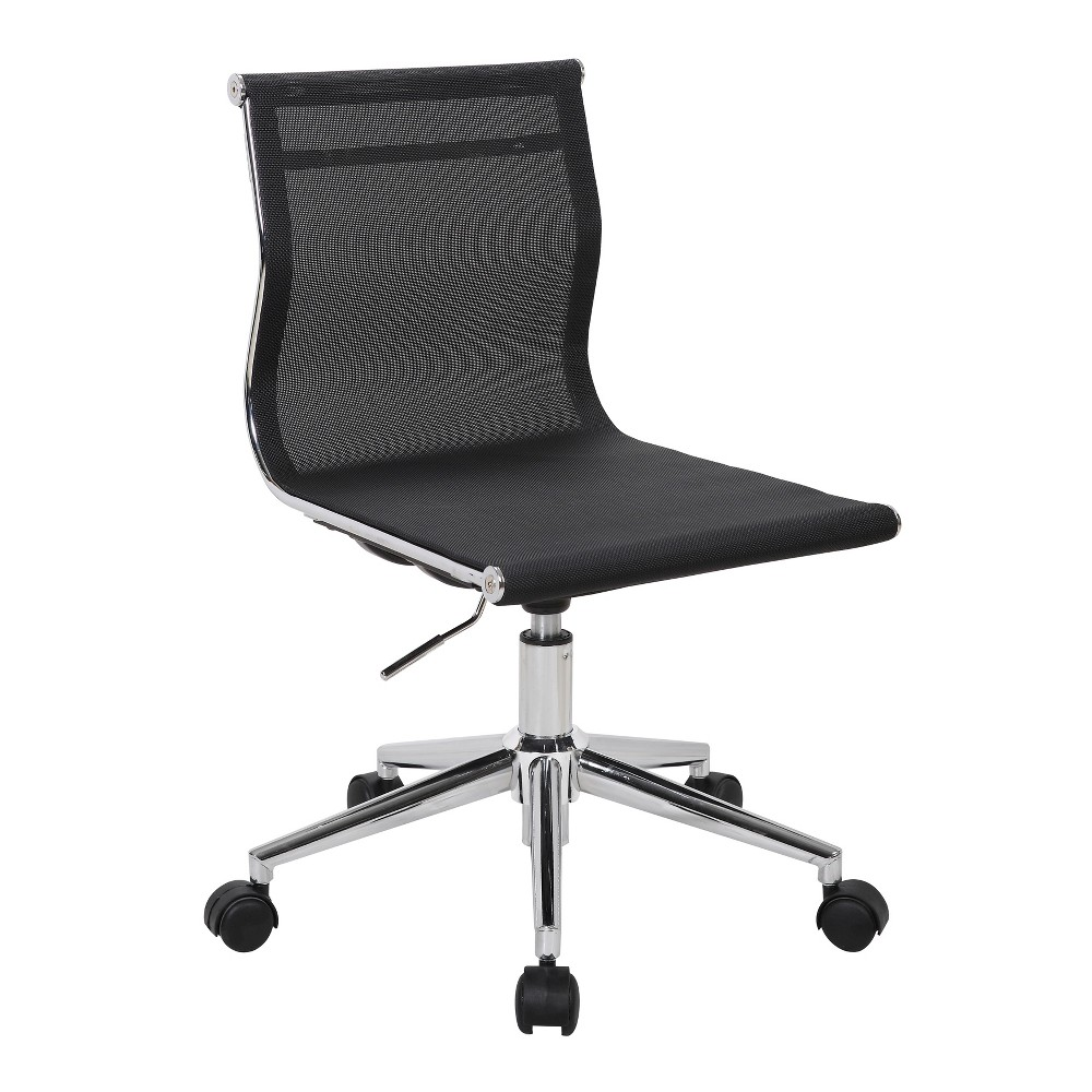 Mirage Task Chair Black - LumiSource