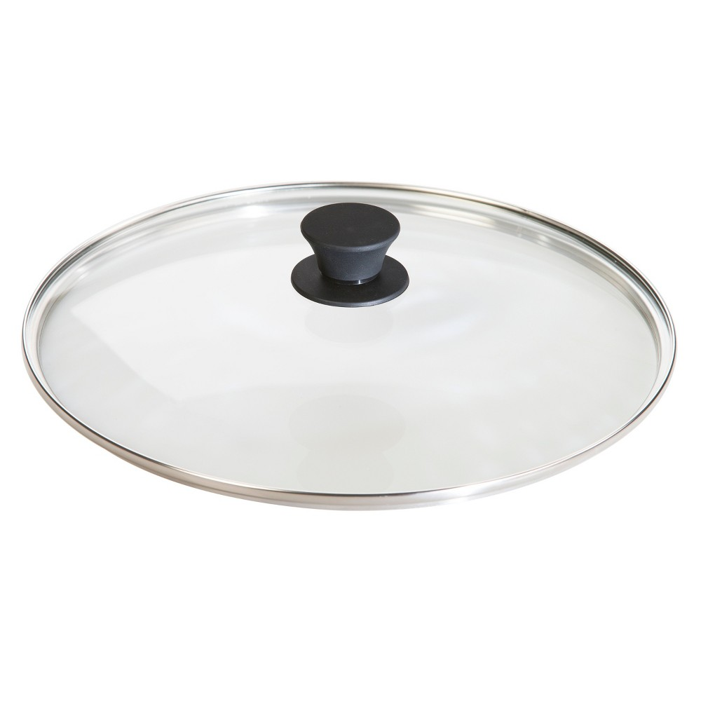 Lodge 12 Cookware Glass Lid, Clear