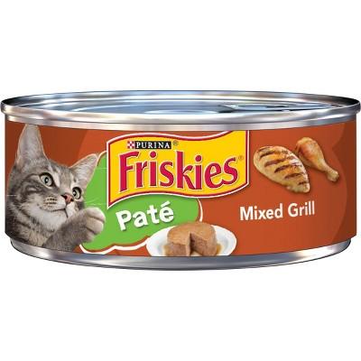 Purina Friskies Classic Pate Wet Cat Food - 5.5oz