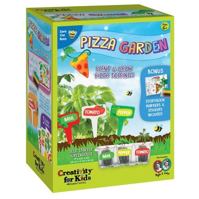 Pizza Garden Kit - Creativity for Kids