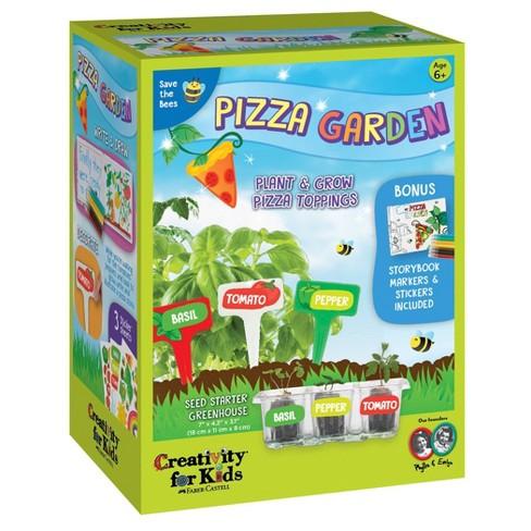 Pizza Garden Kit - Creativity for Kids - image 1 of 4