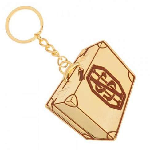 Bioworld Fantastic Beasts and Where To Find Them Suitcase Metal Keychain - image 1 of 1