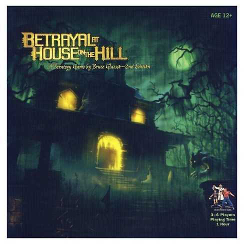 Betrayal at House on the Hill Board Game - image 1 of 3