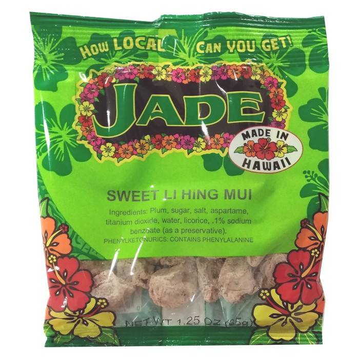 Jade Sweet Li Hing Mui Dried Plums - 1.25oz - image 1 of 1