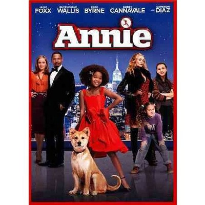 Annie (DVD + Digital)