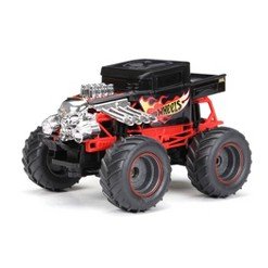 New Bright 1:24 R/C Hot Wheels Monster Truck Bone Shaker