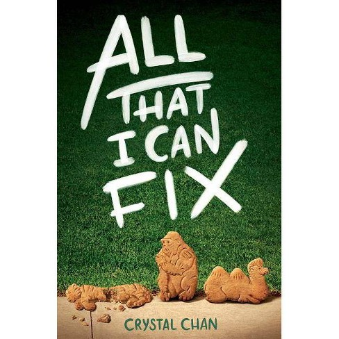 All That I Can Fix - by  Crystal Chan (Hardcover) - image 1 of 1