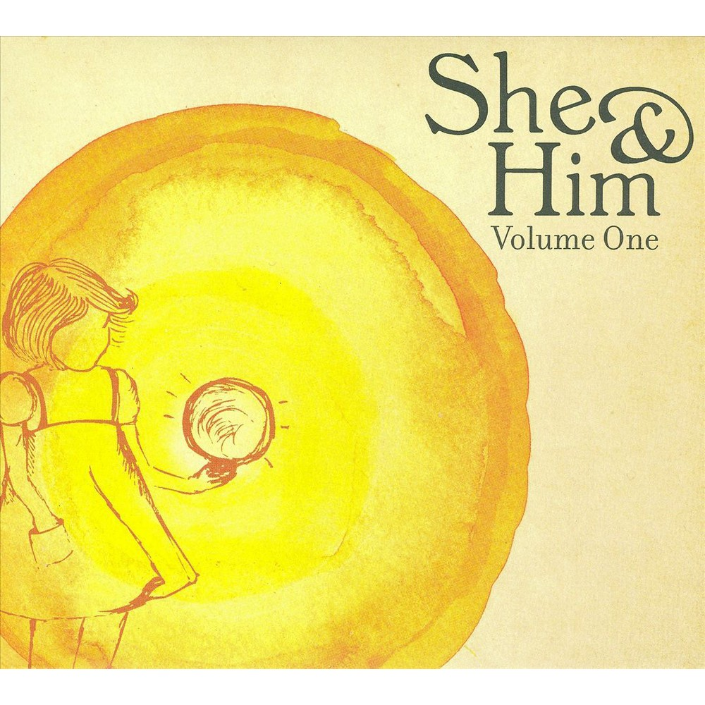She & Him - Volume One (CD)