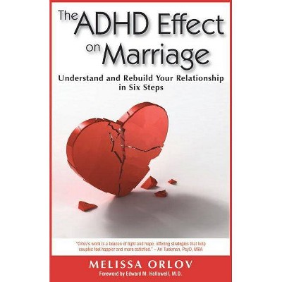 The ADHD Effect on Marriage - by  Melissa Orlov (Paperback)