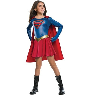 Rubies Supergirl Tv Show Girls Costume