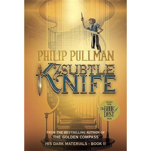 The Subtle Knife ( His Dark Materials) (Reprint) (Paperback) by Philip Pullman - image 1 of 1