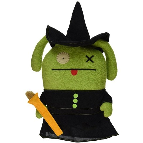 """Enesco Ugly Dolls Wizard of Oz 13"""" Plush: Ox as Wicked Witch - image 1 of 1"""