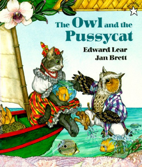 The Owl and the Pussy Cat (Hardcover) - image 1 of 1