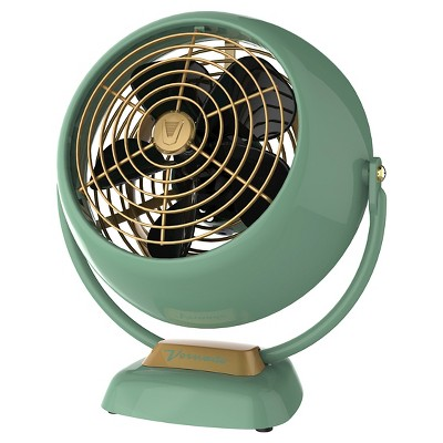 Vornado - 2-Speed Jr. Vintage Air Circulator, Green