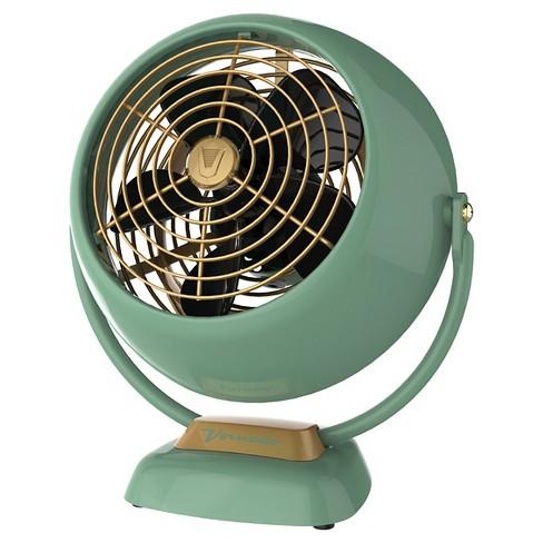 Vornado VFAN Jr. Vintage Air Circulator Fan Green - image 1 of 4