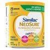 Similac NeoSure Infant Formula with Iron Powder - 13.1oz - image 2 of 4