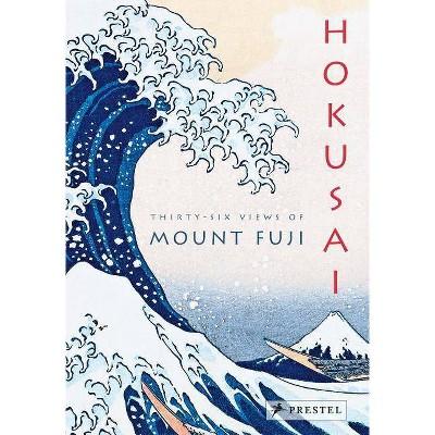 Hokusai - by  Amelie Balcou (Mixed Media Product)
